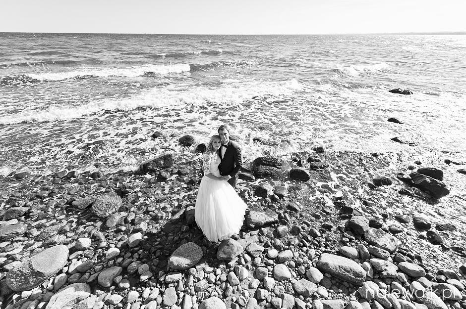 pomysly-sesja-slubna-nad morzem