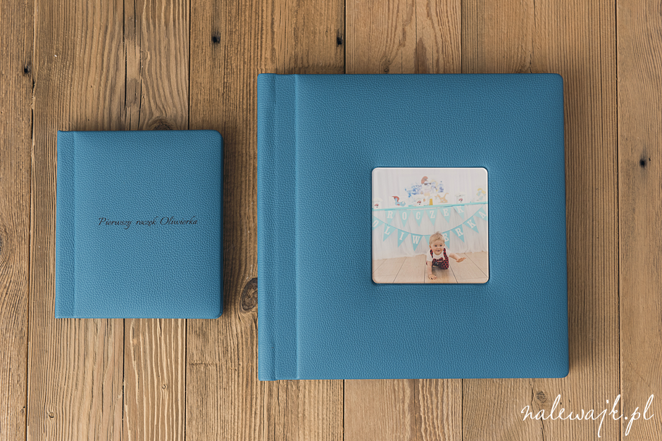 Fotoalbum dziecięcy | Etui na płytę DVD | Pendrive z grawerem