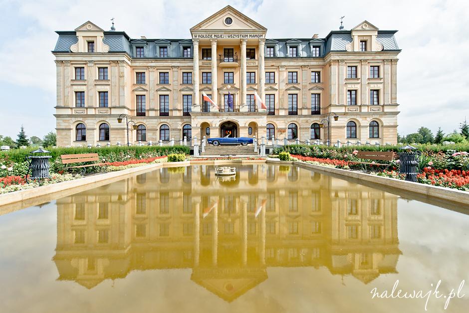 Pałac Bursztynowy | Sala na wesele we Włocławku | Ślub cywilny i kościelny w plenerze
