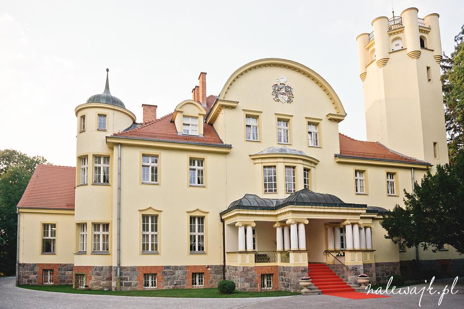 Pałac Jastrzębie | Sala na wesele | Ślub cywilny i kościelny w plenerze