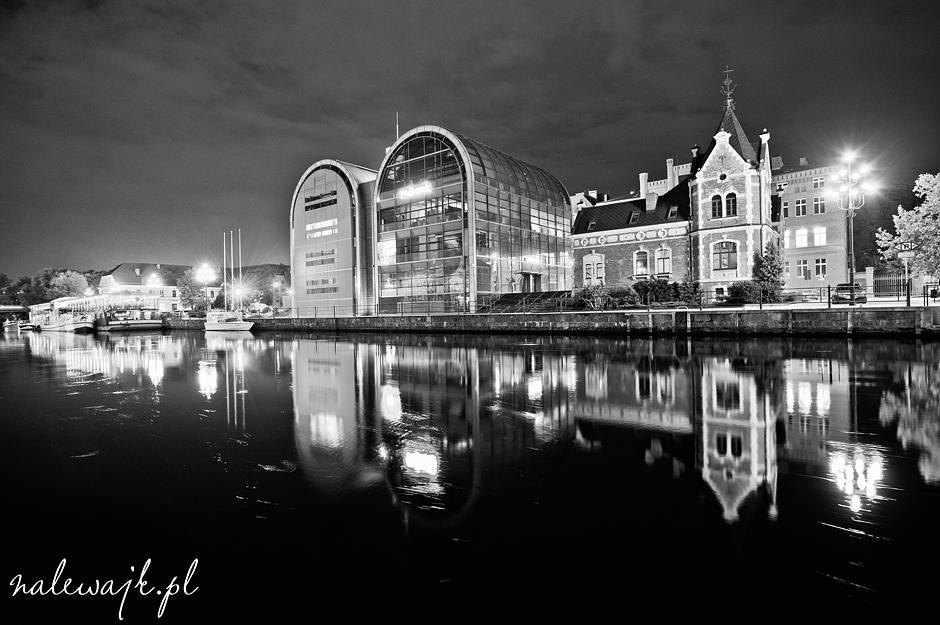 Bydgoszcz | Wenecja północy | Fotografie Bydgoszczy w odcieniach czerni i bieli