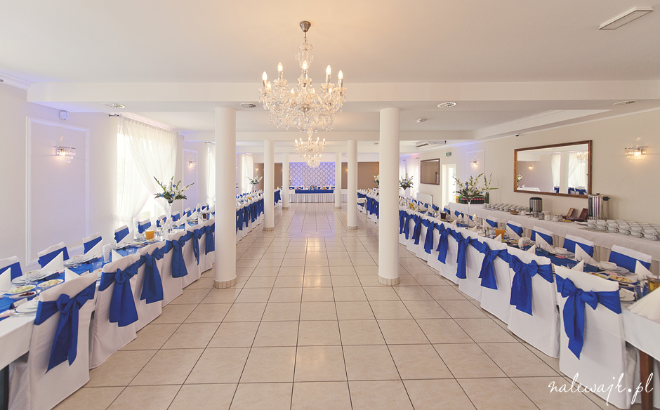 Sala bankietowa Magnolia | Lokal weselny | Sala na jubileusz, przyjęcie komunijne lub chrzest
