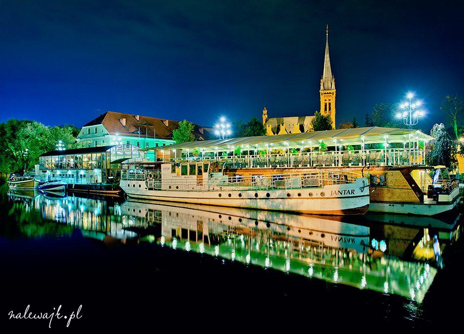 Galeria zdjęć Bydgoszczy | Wyspa Młyńska | Wenecja Bydgoska | Zdjęcia | Fotografie | Bydgoszcz
