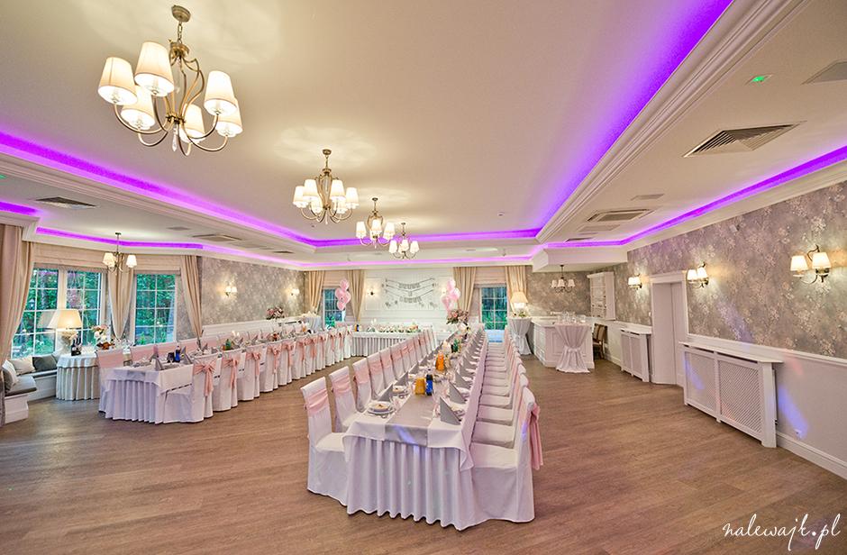 nowoczesna sala weselna bydgoszcz