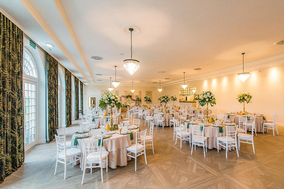 Oranżeria | Wyjątkowa sala na wesela, bankiety, imprezy rodzinne i firmowe