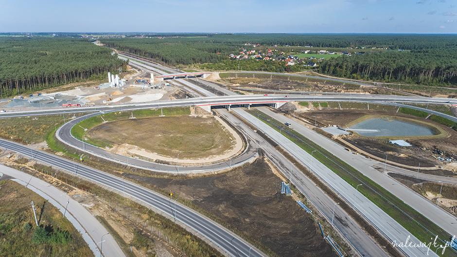 Zdjęcia inwestycji drogowych | Fotografia nieruchomości z drona
