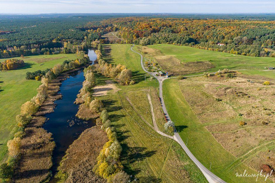 Myślęcinek | Największy park miejski w Polsce | Zdjęcia Bydgoszczy z drona