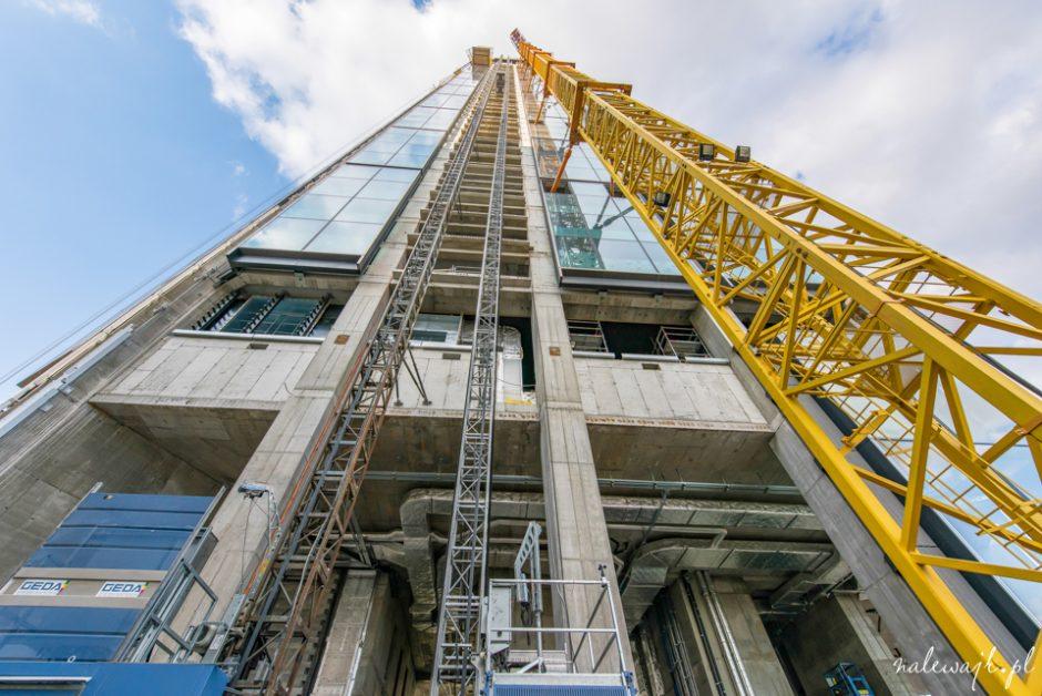 najwyzszy budynek w unii europejskiej