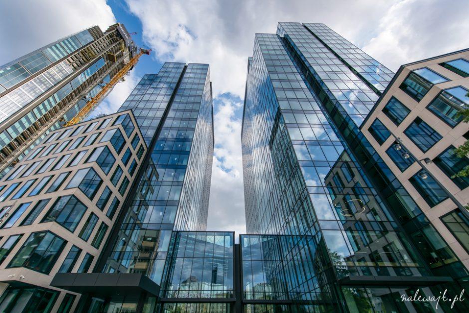 Varso | Najwyższy budynek w Unii Europejskiej | wysokość: 310 m | pow. użytkowa: 140 000 m²