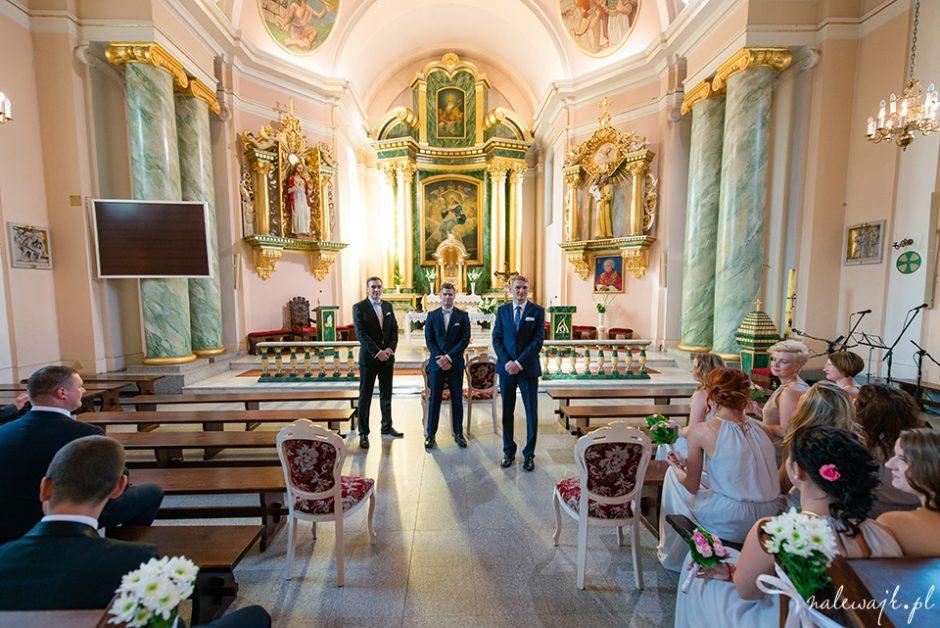 ślub kościelny w toruniu