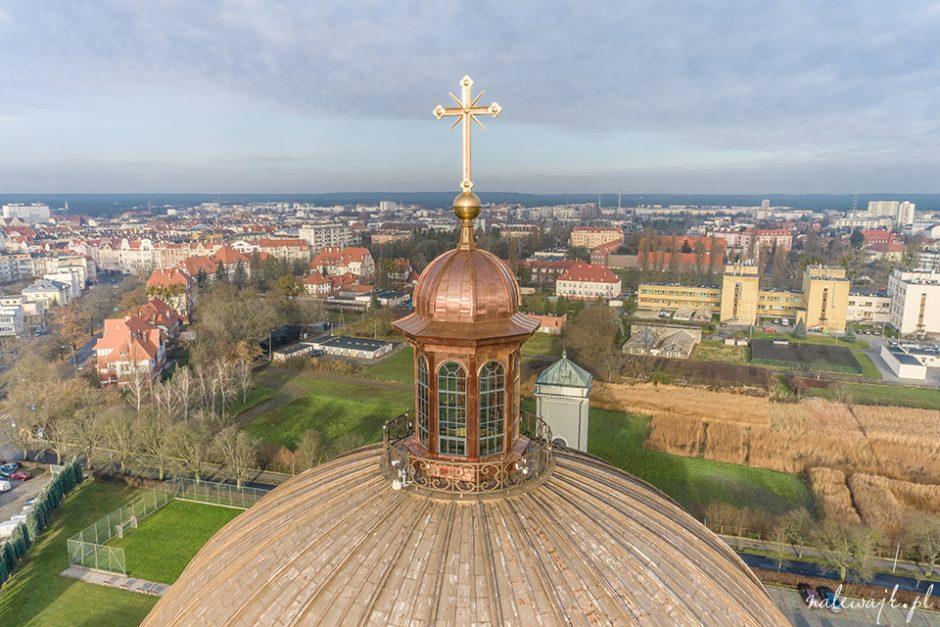 zdjęcia z drona bydgoszcz