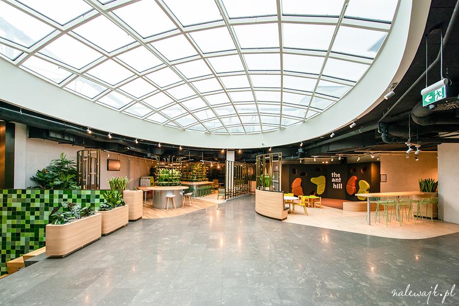 zdjęcia centrum handlowe