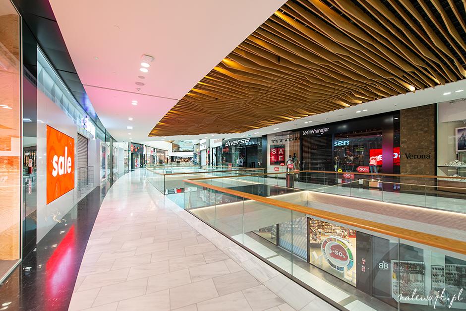 zdjęcia galerii handlowej
